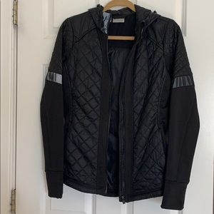 Black Athleta jacket